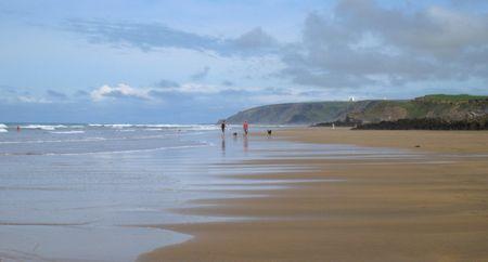 Hos beach